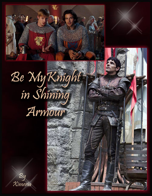 cover for Be My Knight in Shining armour